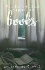 World Behind Pages of Books /RECENZIE POZASTAVENÉ/ by Cissi6