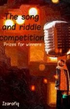 The Song & Riddle Competition ( Prizes for winners ) by izarafiq