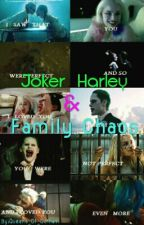 Joker & Harley : Family Chaos by Queens_Of_Gotham