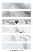 That girl by AloneTraveller