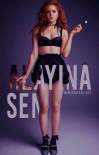 ALAYINA SEN #Wattys2017 by afrodithayalleri