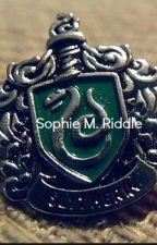 Sophie M. Riddle - Die Tochter von Voldemort by Sophie_Riddle