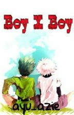 Boy X Boy [slow update] by ayu_azie