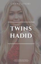 Twins Hadid //  JB // by bishthesizzler