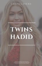 TWINS HADID  by pouletavecmoi