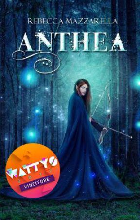 Anthea #WATTYS2017 by RebeccaLunatica