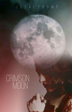 Crimson Moon  by JosalynnMP