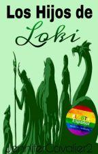 Los Hijos de Loki [Thorki] by JenniferCavalier2