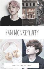 Pan Monkeyluffy by xxchanieexx