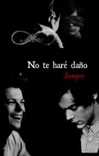 No te haré daño (Larry Stylinson) by ElysianWords