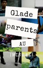 Glade Parents AU [Minewt] by Mama_Newt_