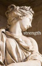 Strength { Bellamy Blake - 2 } by eeva__