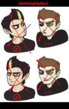 The love of death (Antiseptiplier) by hipster_girl_227