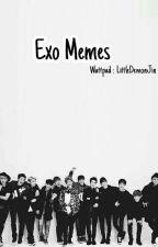 Exo Memes ☹💗 by LittleDemonJin
