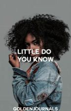 Little do you know || Book of tags by GoldenJournals