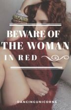 Beware of the Woman in Red | Finnick Odair by -dancingunicorns