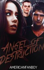 Angel of destruction ↯ Teen Wolf (1) by AmericanFanboy
