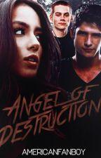 Angel of destruction ↯ Teen Wolf (1) by AmericanFanboy