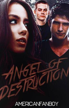 Angel of destruction ➢ Teen Wolf by AmericanFanboy