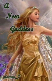 A New Goddess by glamor_7
