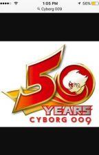 Cyborg 009 by MikeKuskie