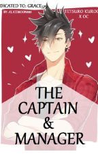 The Captain and Manager - Tetsuro Kuroo x OC by Alicemoon888