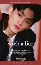 such a liar | mark lee [👌] by bossesmark