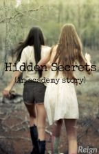 Hidden Secrets (Updates Monday/unless Noted) by WickedSerenity