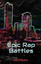 Epic Rap Battles by ColorAndInks