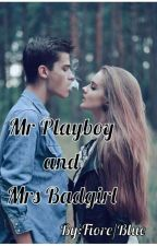 Mr Playboy and Mrs Badgirl by Blue309CMF
