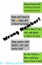 Wrong Number! |✔️ by TheFallenPuppy