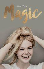 Magic ↯ Teen Wolf by blurryfxce-