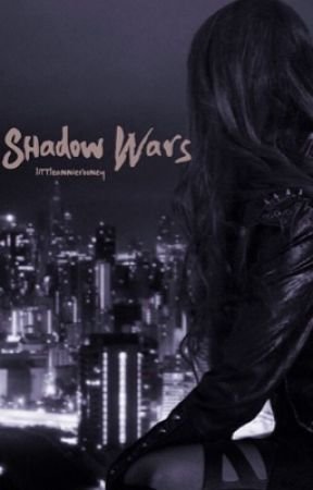 Shadow Wars [DC/Marvel Cross-over] by littleannierooney