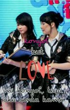 konyol but love by NABILA0603
