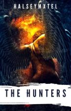 The Hunters (WESTERWOOD #2) by halseymxtel