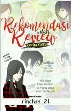 Rekomendasi dan Review Cerita GxG by Rinchan_21x