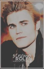 STARRING ROLE ▸ STEFAN SALVATORE [ DISCONTINUED UNTIL FURTHER NOTICE ] by argentsvogue