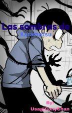 Las sombras de Karamatsu by UsagiConyChan