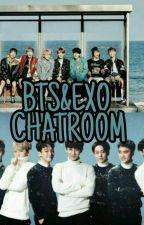 BTS EXO CHATROOM💙 by annyeonghaaseyo