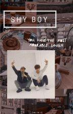 Shy Boy ✧ ⌈JungHope⌋ by _jminie