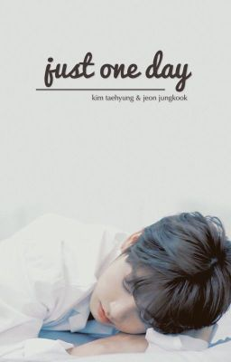taekook | just one day
