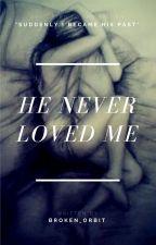 He Never Loved Me (#Wattys2018) by Broken_Orbit