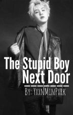 The stupid boy next door by YxxnMinPxrk