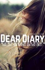 Book 1: Dear Diary by jojofromthecircus