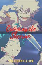 Cronicas de Sheeran by YulichanYellow
