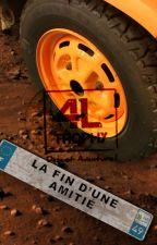 La fin d'une Amitié (SuperMixem) by CamiChoux