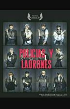 POLICIAS Y LADRONES by anatetsuya2004