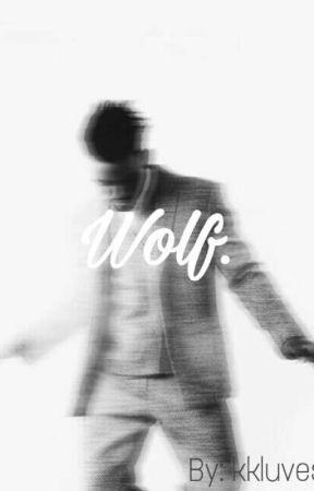 Wolf.✨ by kkluvesu