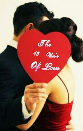 The 13 Uns' Of Love by SamK_Rocks