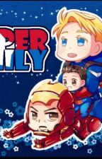 💙❤️Superfamily❤️💛 by Dellia-Angels